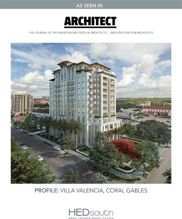 Villa Valencia, Coral Gables