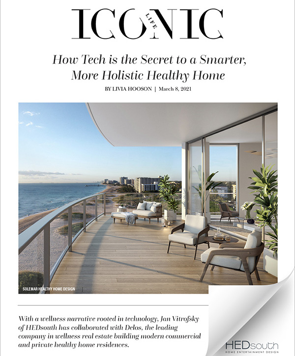 See How Tech is the Secret to a Smarter, More Holistic Healthy Home